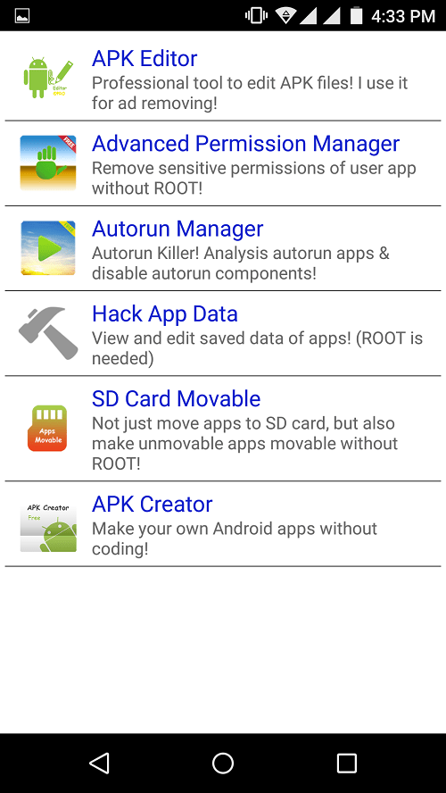 Features of apk editor pro: Hack App Data Pro Apk 2 7 8 Download For Android Offlinemodapk