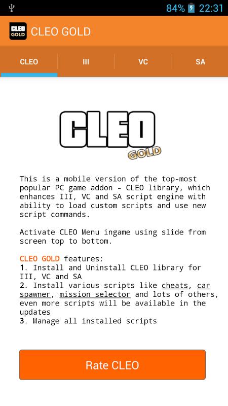 Screenshot-CLEO-Gold