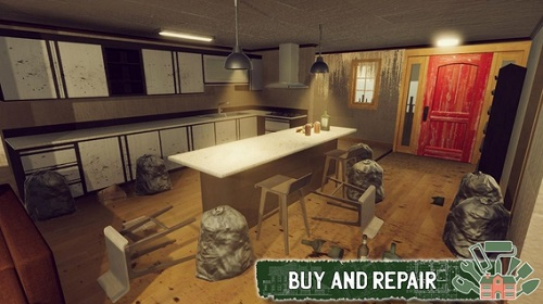 Screenshot-house-flipper-mod-Apk-for-android