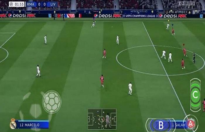 Screenshot of Winning Eleven 2020 Apk