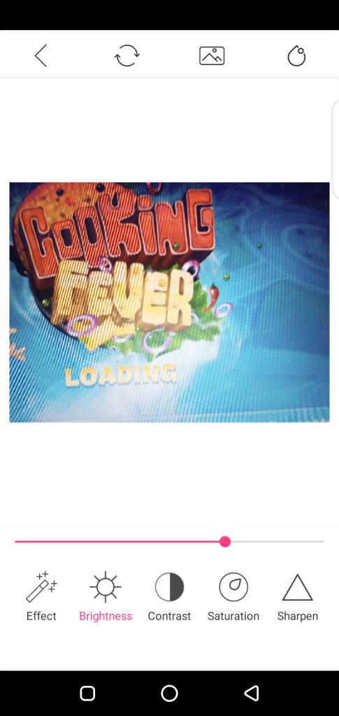 Screenshot of Focos Pro App Apk