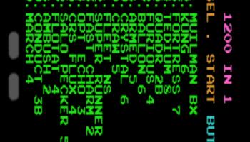 Screenshot of 1200 in 1 Apk