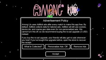 Screenshot of Among BlackPink Apk