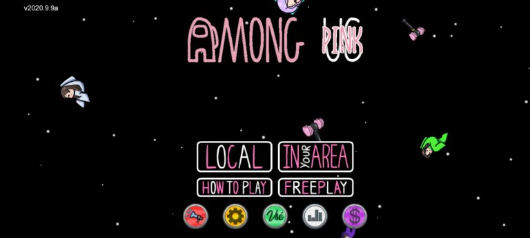 Screenshot of Among BlackPink App