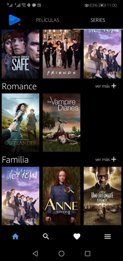 Screenshot of FA Plus App Apk