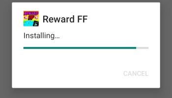 Screenshot of Reward FF Apk