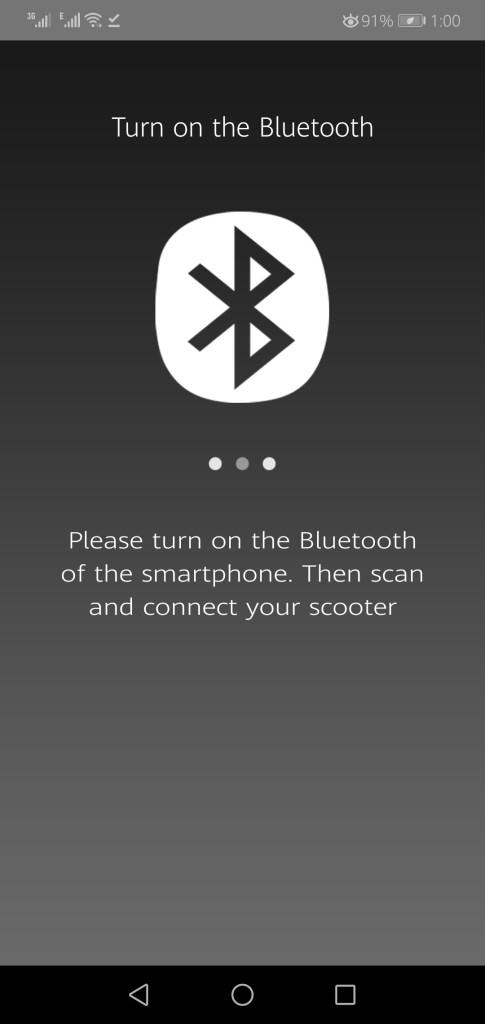 Screenshot of Alucard App