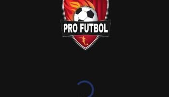 Screenshot of Pro Futbol Apk