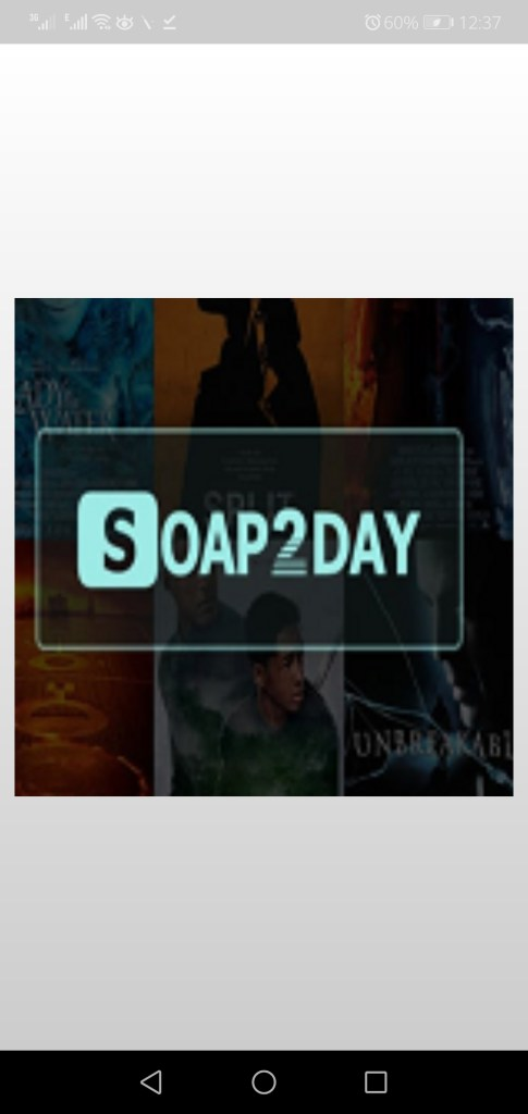 Screenshot of Soap2Day Apk