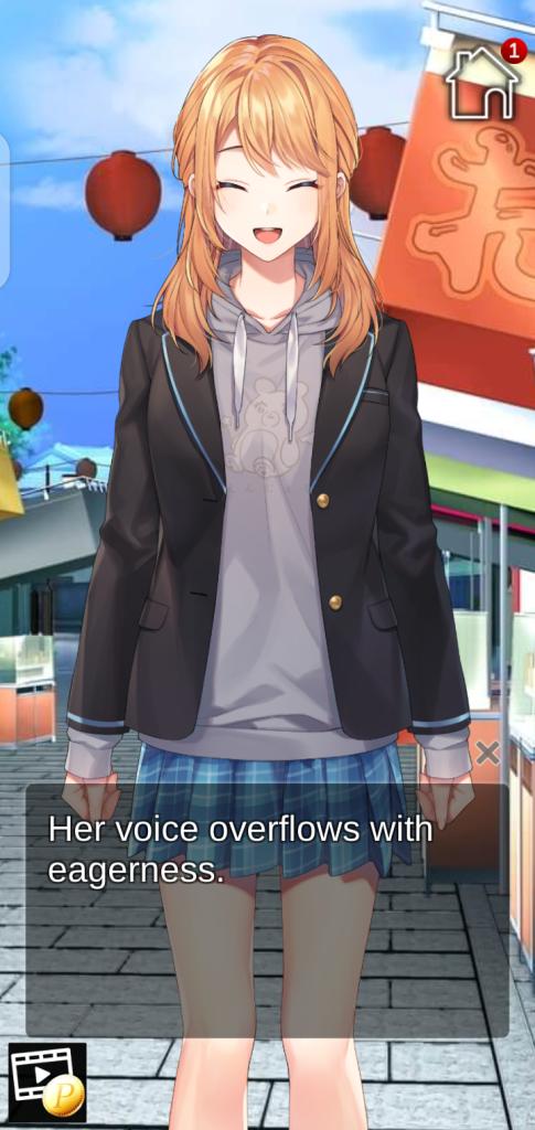 Screenshot of After School Girlfriend App