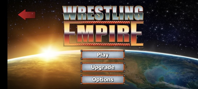 Screenshot of Wrestling Empire Apk