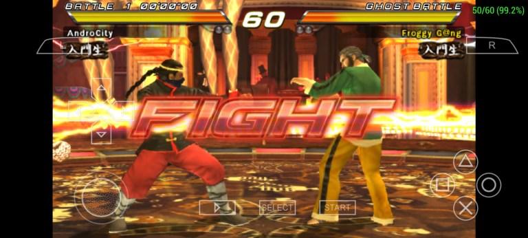 Screenshot of Tekken 6