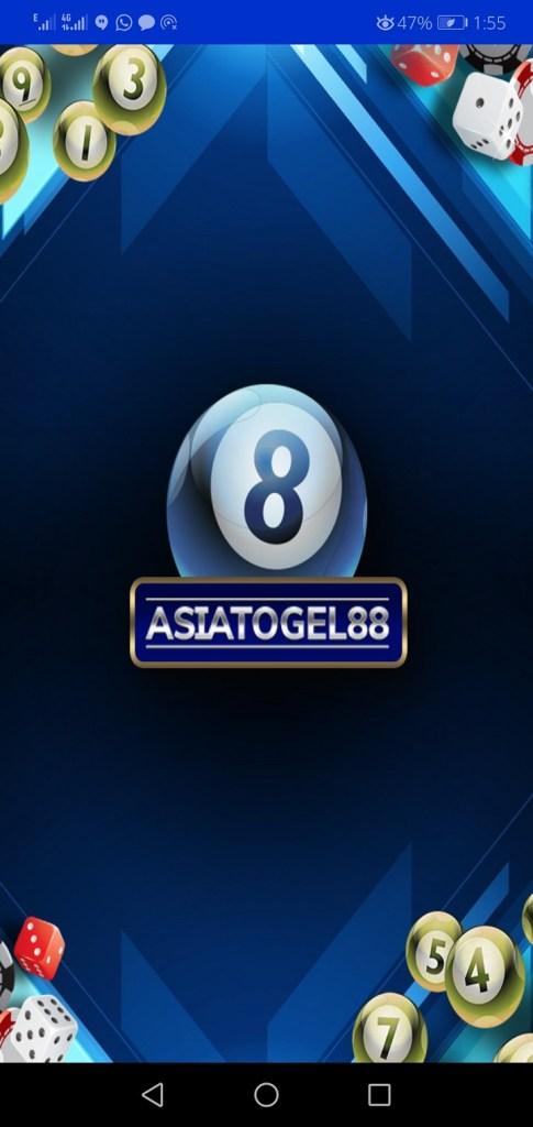 Screenshot of Asiatogel88 Apk