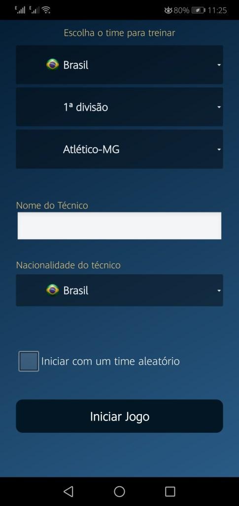 Screenshot of BrasFoot 2021 Premium Apk