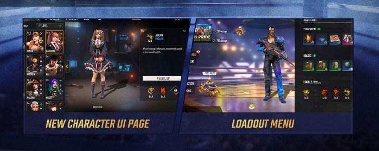 Screenshot of Free Fire Under 50 MB