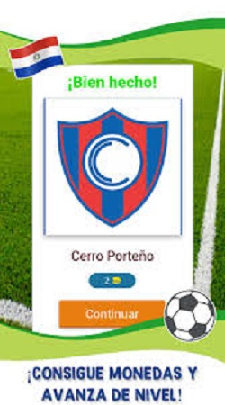 Screenshot of Futbol Paraguayo