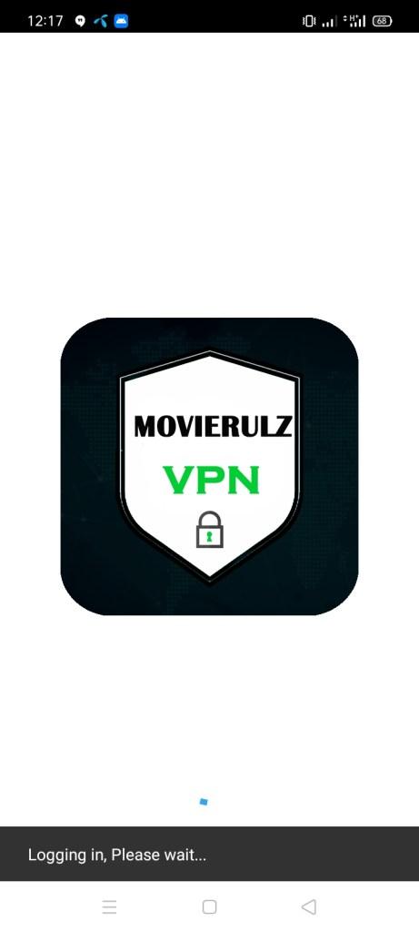 Screenshot of Movie Rulz VPN
