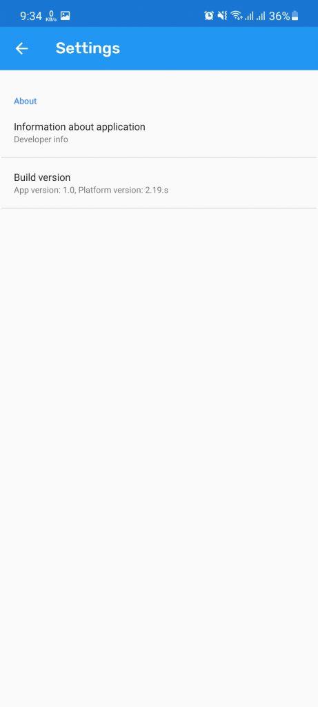 Screenshot of iBomma Apk