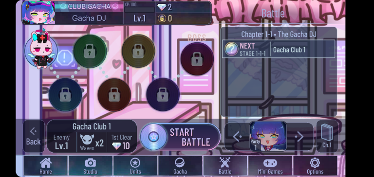 Screenshot of Screenshot of Gacha Cute App Apk