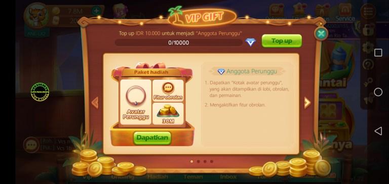 Screenshot of Higgs Domino Mod Apk Speeder App Apk