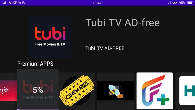 Screenshot of Unlinked App