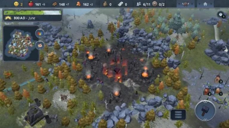 Screenshot of Northgard