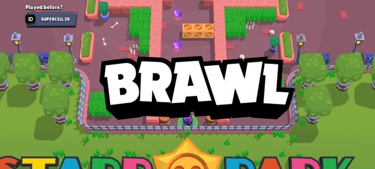 Screenshot of Nulls Brawl Ash Game