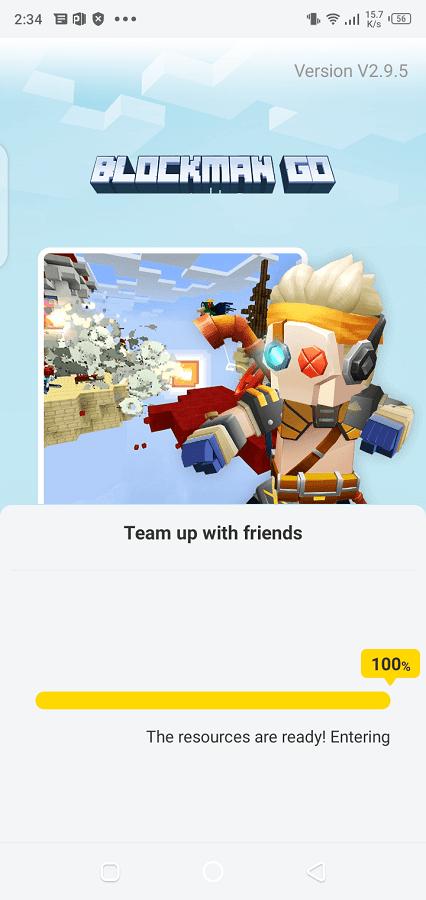 Screenshot of Blockman Go Adventures Download