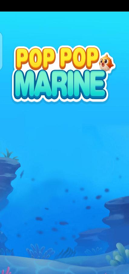 Screenshot of Pop Pop Marine