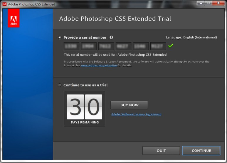 Adobe Photoshop CS5 extended full version download