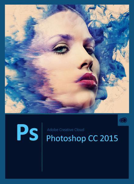 Download Adobe Photoshop CC 2015 for 32 bit and 64 bit system architecture torrent
