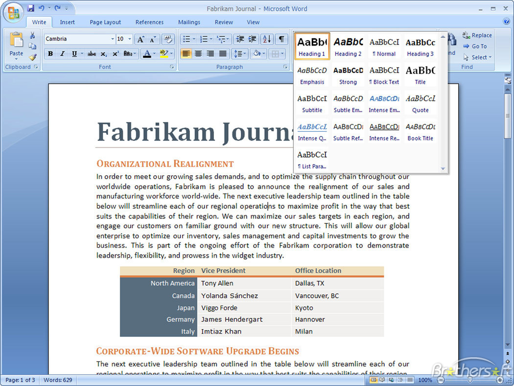 download microsoft office 2007 free full version for windows 8