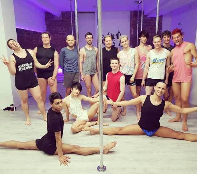 Manchester's Very Own 'Pole On A Pole' Is Teaching ...