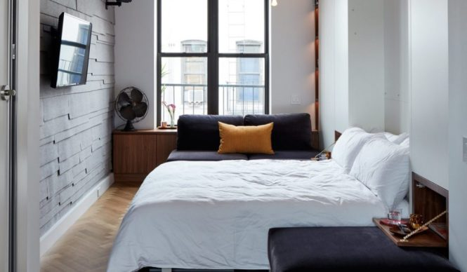 Micro Apartments In New York City