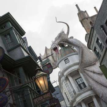 Diagon Alley at Universal Studios Orlando