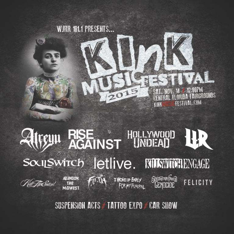 Kink Music Festival Returns To Central Florida Fairground OFF On - Central florida fairgrounds car show
