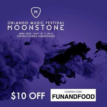 Moonstone Music Festival Discount Tickets