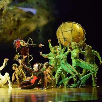 Cirque du Solei OVO