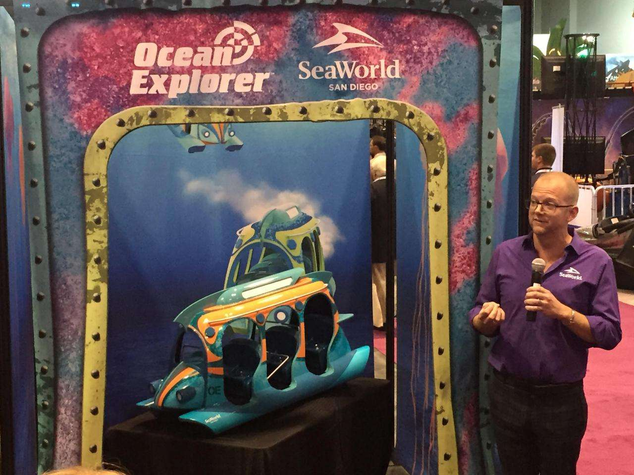 SeaWorld Parks Showcase New Rides For 2017 At IAAPA!   OFF On The Go
