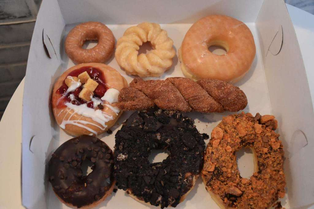 Five-O Donut