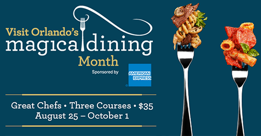 Magical Dining Month