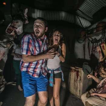 Howl-O-Scream 2018 Busch Gardens Tampa