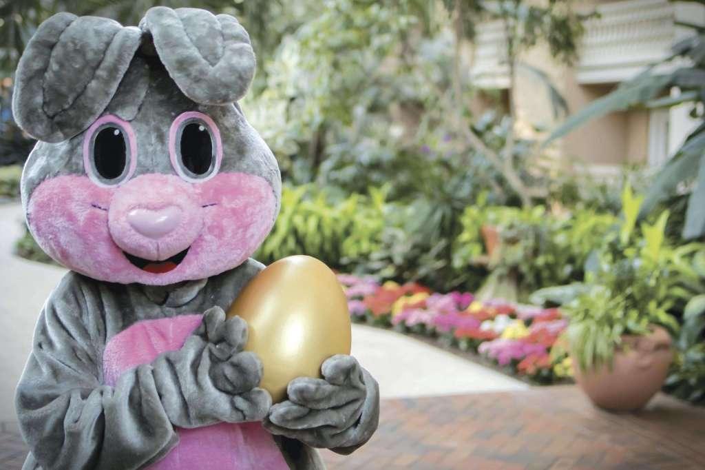 Easter Eggstravaganza at the Gaylord Palms