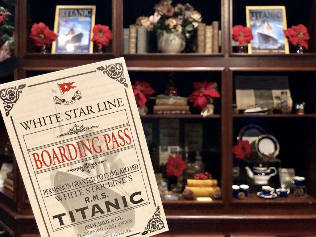 Titanic Gala Dinner