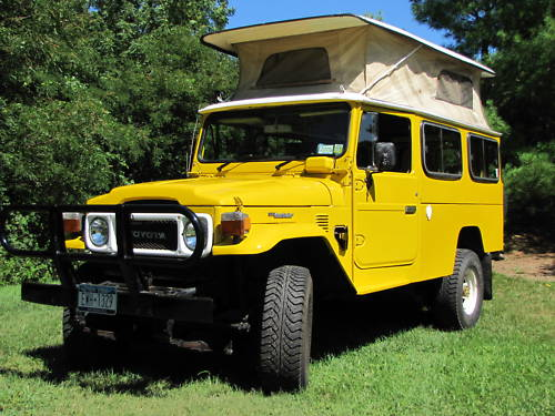 Jeep Fc For Sale >> 1983 RHD Toyota Land Cruiser FJ45 Troopy For Sale
