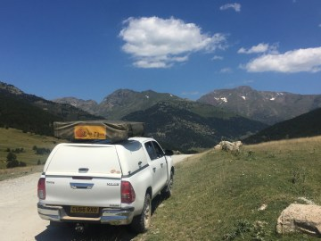 Pyrenees and Galicia 4x4 tours 2019