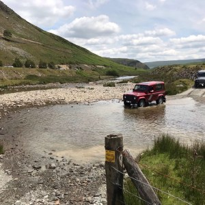 4x4 Wales Guided Tour