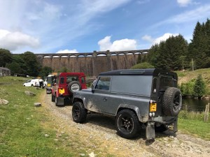 overland 4x4 guided tours