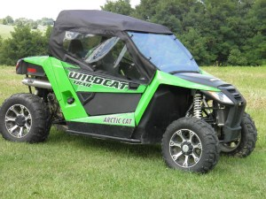 Arctic Cat Wildcat Trail Soft Full Enclosure