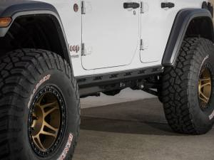 Jeep JL Rock Sliders/ Step Bars